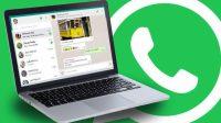 Cara Membuka Whatsapp di Laptop