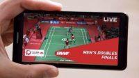 Cara Nonton Live Streaming Badminton