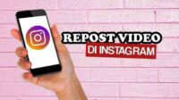 Cara Repost Video IG (Instagram)