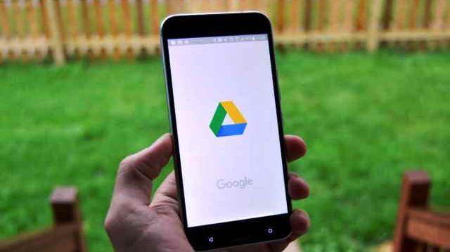 Cara Share Link Google Drive