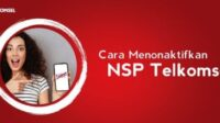 Cara Stop NSP Telkomsel