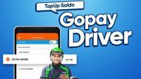 Cara Top Up Gojek Driver