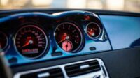 Speedometer Mobil Mati