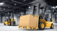 Cara Kerja Forklift