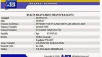 Nomor Referensi Transfer