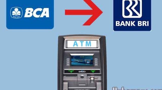 Biaya Transfer dari BCA ke BRI